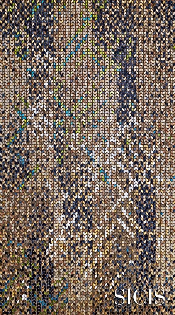 Aborigen Brown 150x270 cm